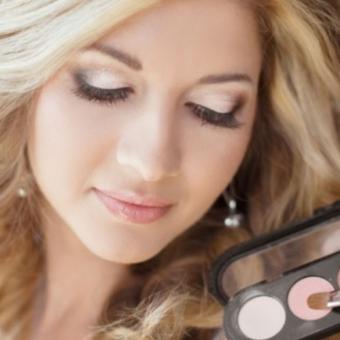 11 Свадебный макияж в салоне красоты На Речной в Красногорске.