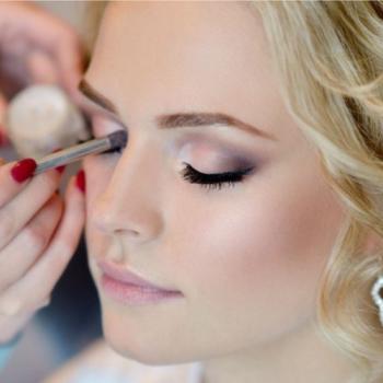 211 Свадебный макияж в салоне красоты На Речной в Красногорске.