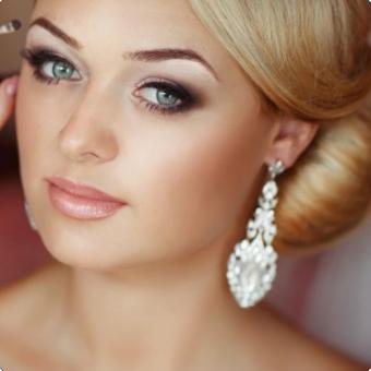411 Свадебный макияж в салоне красоты На Речной в Красногорске.