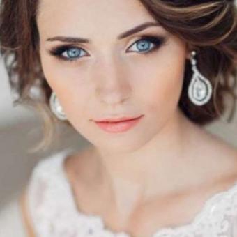611 Свадебный макияж в салоне красоты На Речной в Красногорске.