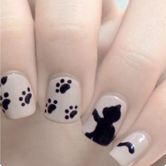 1.1 Дизайн ногтей в стиле Рисунок в салоне красоты На Речной в Красногорске
