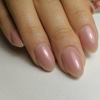 11.1 - C Наращивание ногтей на форму, покрытие гелем в салоне красоты На Речной, Красногорск