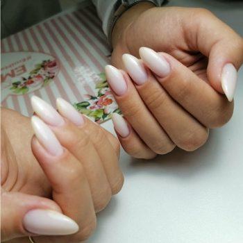 9.3 - C Наращивание ногтей на форму, покрытие гелем в салоне красоты На Речной, Красногорск