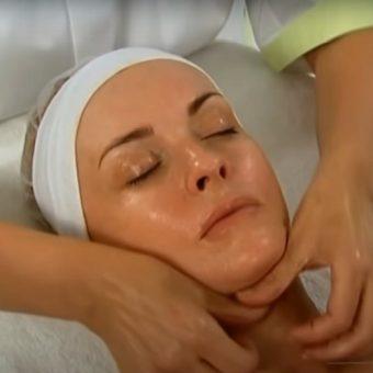 3. Классический массаж лица в салоне красоты На Речной в Красногорске