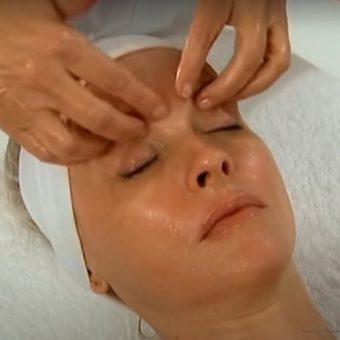 4. Классический массаж лица в салоне красоты На Речной в Красногорске