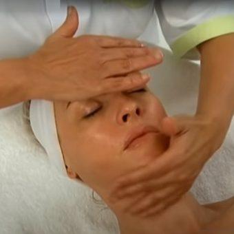 7. Классический массаж лица в салоне красоты На Речной в Красногорске